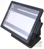 "POS-компьютер моноблок OL-P06, 15"" сенсорный (4Gb, MSSD, MSR, USB (5W) TrueFlat, LED, J1900/2xCOM,  Win 10 Embeded)"